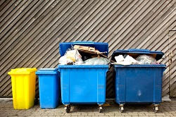 Rubbish Collection Service UK